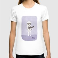 storm trooper T-shirts featuring Storm Trooper by Popol