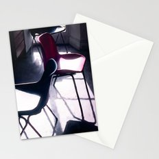 Art Studio Chairs Stationery Cards