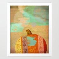 It's Fall 'Yall Art Print