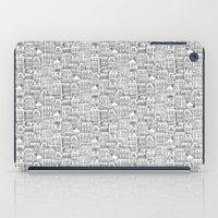 urban winter iPad Case