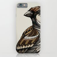 iPhone & iPod Case featuring Berlin Sparrow by Andreas Preis