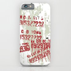 Spray Slim Case iPhone 6s