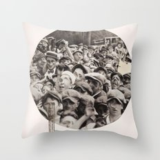 guests Throw Pillow