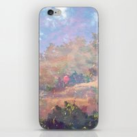 Beyond the Forest iPhone & iPod Skin
