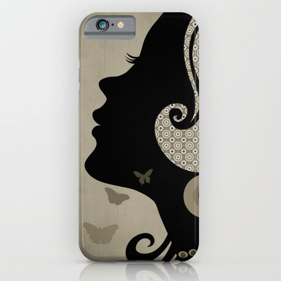 madame butterfly (II) iPhone & iPod Case