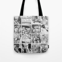 Before The Big, Deep, Da… Tote Bag