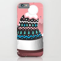 Mount Pom-Pom iPhone 6 Slim Case