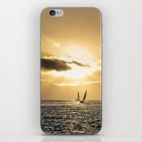 Golden Bay iPhone & iPod Skin