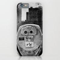 iPhone & iPod Case featuring Niagara Falls Noir by Bella Blue Photography