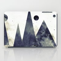 Wandering star iPad Case
