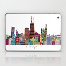 Chicago  Laptop & iPad Skin