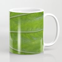 Elephant Ear Leaf Mug