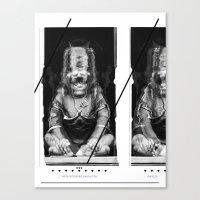 Tragics 01 - Mothers Daughter Canvas Print