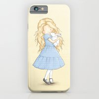 iPhone & iPod Case featuring Alice by Amanda Francey