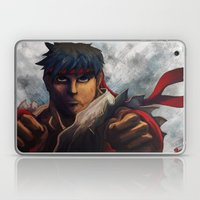 Ryu Focused  Laptop & iPad Skin