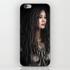 Armored Heart iPhone & iPod Skin