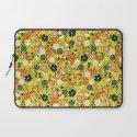 Flourishing Florals Laptop Sleeve
