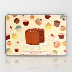 I Bake your Pardon! Laptop & iPad Skin