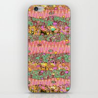 Vintage Whimsy iPhone & iPod Skin
