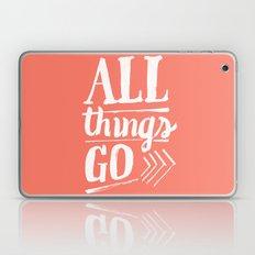 All things go Laptop & iPad Skin