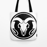 Day Of The Ram Tote Bag