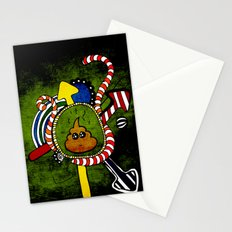 Ssh! Stationery Cards