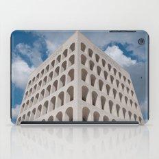 The origin of simmetry iPad Case