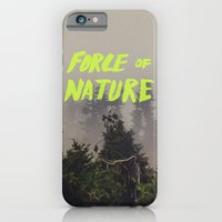 Force of Nature x Cloud Forest iPhone 6 Slim Case