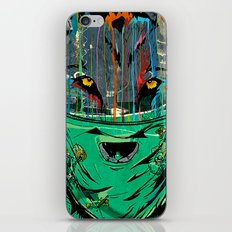 Wolf Mother - Screen Print Edition  iPhone & iPod Skin