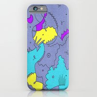 iPhone & iPod Case featuring Cosmos by Amanda Trader