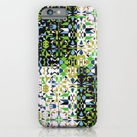 Patchwork 1 iPhone 6 Slim Case