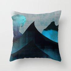 Hostile Environment Throw Pillow