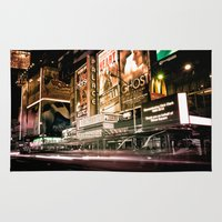 Lights on Broadway Rug
