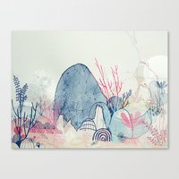 Sea Wonderland Canvas Print