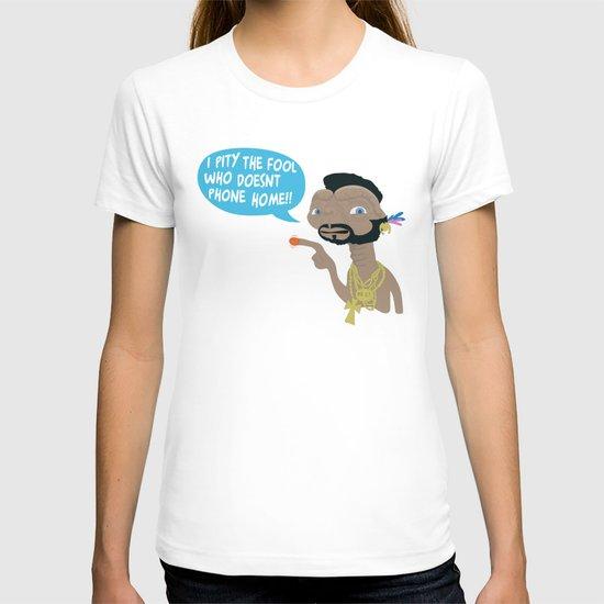 Mr. E.T.  T-shirt