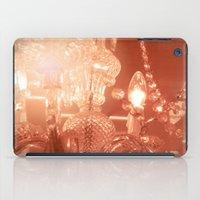 cinnamon chandelier iPad Case