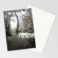 Japanese Whispers Stationery Cards