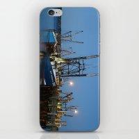 Jersey Princess iPhone & iPod Skin