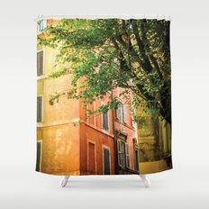 off the streets of Italy Shower Curtain