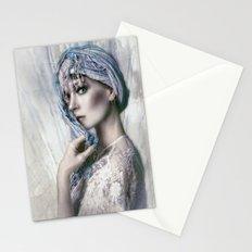 Opal Woman Stationery Cards