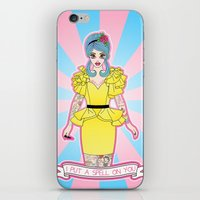 I Put A Spell On You iPhone & iPod Skin