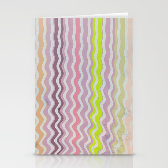 Paint Me Pretty Stationery Card