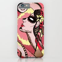 Shake It Off - Red iPhone 6 Slim Case