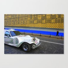 Ridin' In Style Canvas Print
