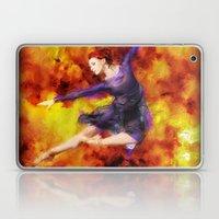 Dancing Her Demons Away #5 Laptop & iPad Skin