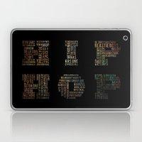 HIP HOP Laptop & iPad Skin