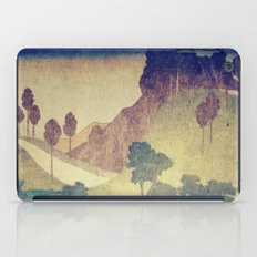A Valley in the Evening iPad Case
