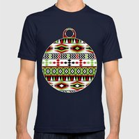 Christmas Jumper... Oh Dear!  Mens Fitted Tee Navy SMALL