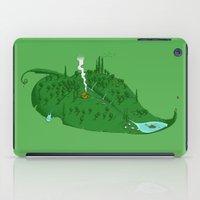 Full Of Leaf iPad Case