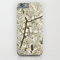 cherry blossom tree iPhone 6 Slim Case